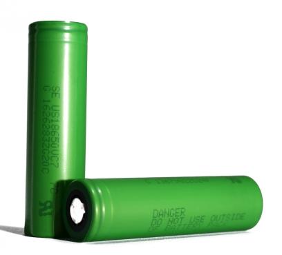 18650 Battery Storage